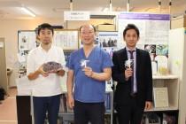 2016.10.7(金) NHKの取材を受けました。