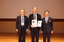 大城幸雄講師が日立賞ゴールド賞を受賞しました。