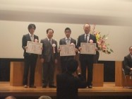 第20回茨城医学会にて大城幸雄講師が学術賞を受賞。