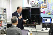 2018.3.19(月) 外部評価委員会が開催されました。